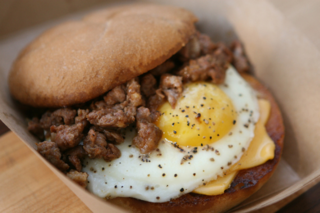Ted's Breakfast Sandwich Your Way