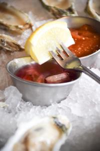 Amen Street Fish & Rawbar Oysters