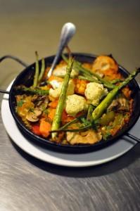 Barsa Vegetable Paella
