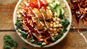 Freshii Limited Offer Falafel Bowl